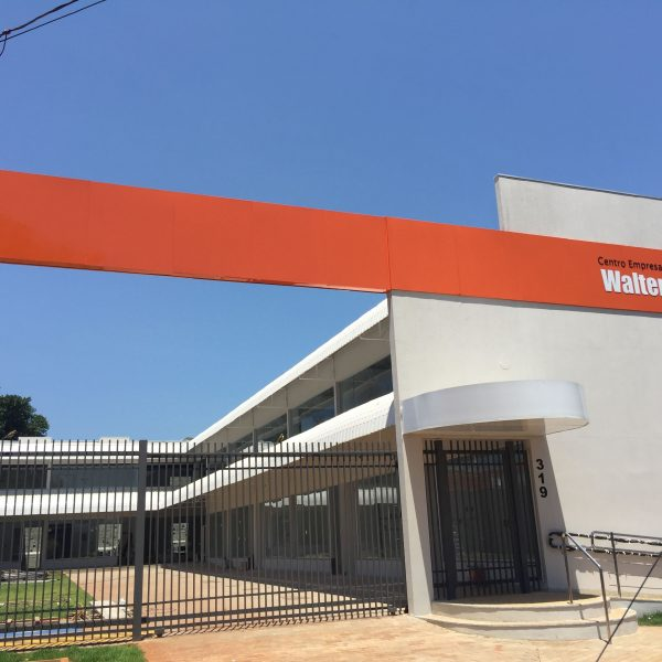 Centro Empresarial Walter Patrizi – sala 02